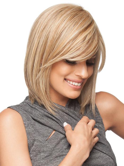 Supermodel hair, super easy