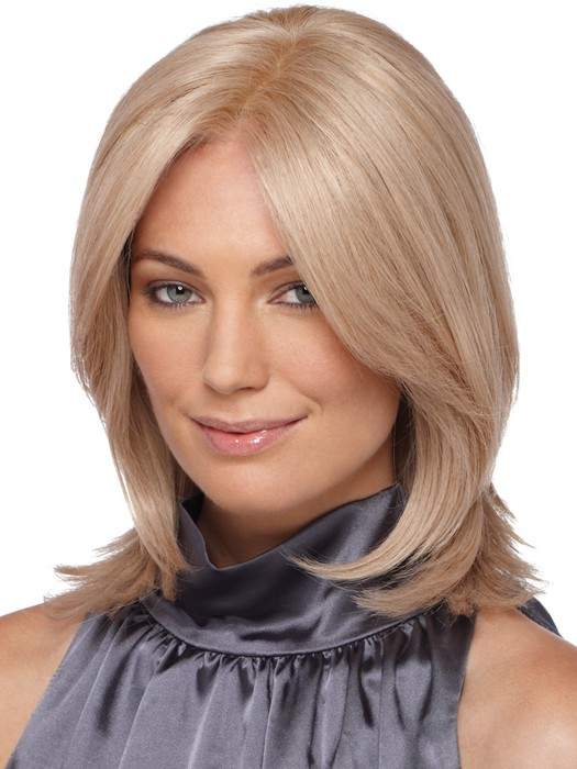 Brook LF Wig by Estetica Designs: 100% Remi | Color R140/14