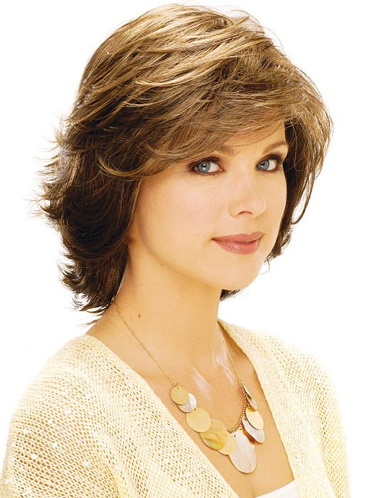 Estetica Designs Wigs Natalie Wig : Color R14/8H