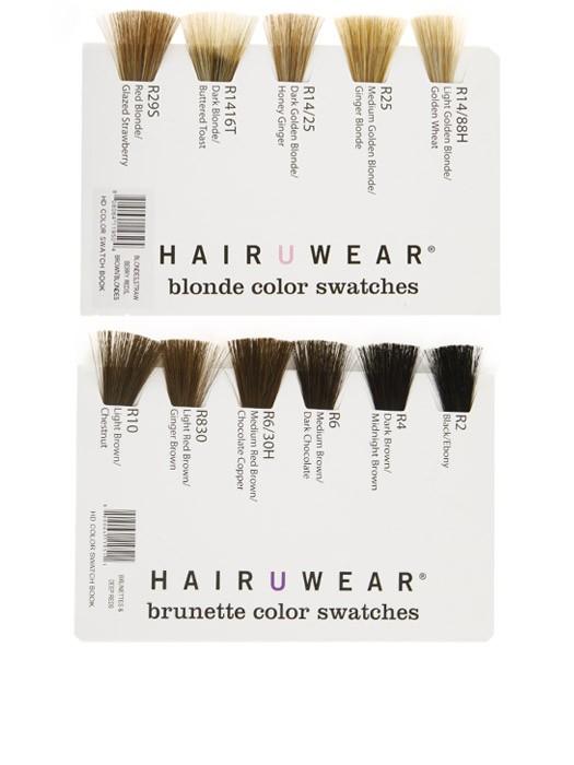 Hairdo Synthetic Color Book