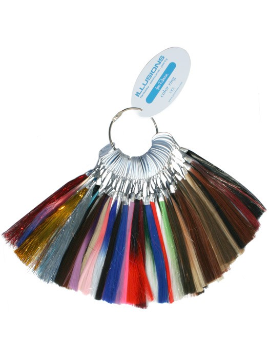 Jon Renau Illusions Costume Wig Color Ring