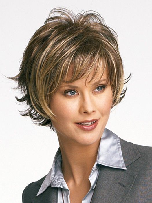 Boost by Raquel Welch: Color R11S Glazed Mocha (Medium Brown with Golden Blonde highlights)