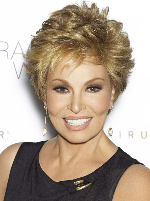 Center Stage by Raquel Welch: Color R14/25 Honey Ginger (Dark golden blonde with light gold highlights)