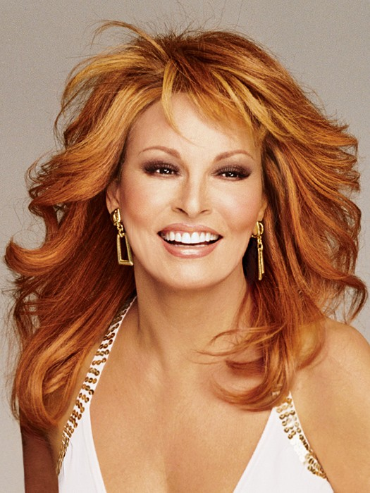 Knockout by Raquel Welch: Color R28S Glazed Fire (Fiery Red with Bright Red highlights)