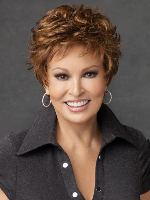 Autograph (Ovation) by Raquel Welch: Color RL32/31 Cinnabar (Rich Chestnut with warm undertones)