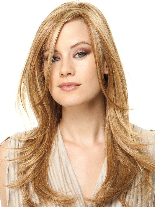 Scene Stealer by Raquel Welch: Color RL14/25 Honey Ginger (Dark Golden Blonde with Light Gold highlights)