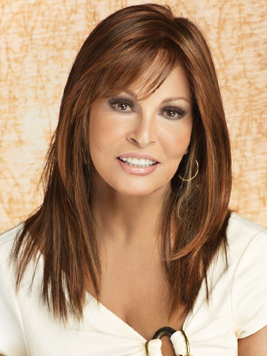 Show Stopper by Raquel Welch: Color RL32/31 Cinnabar (Rich Chestnut with warm undertones)