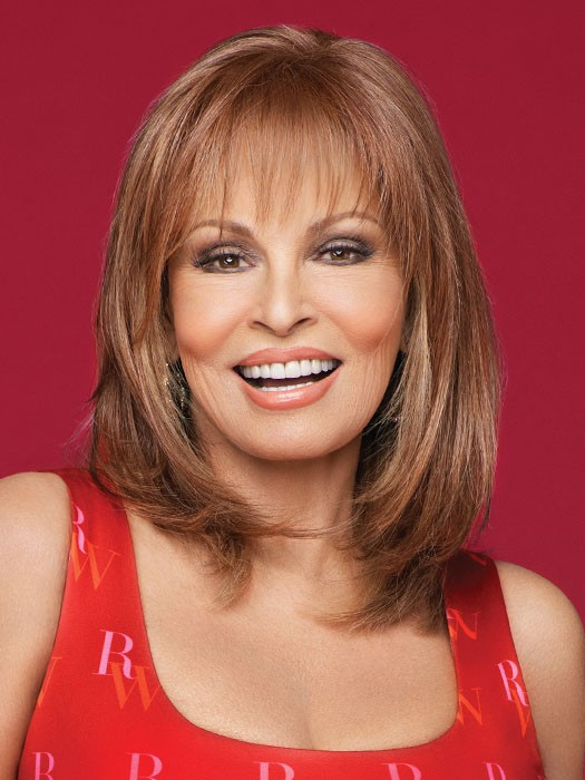 Top Billing by Raquel Welch: Color RL30/27 Rusty Auburn (Pale Red with Warm Blonde highlights)