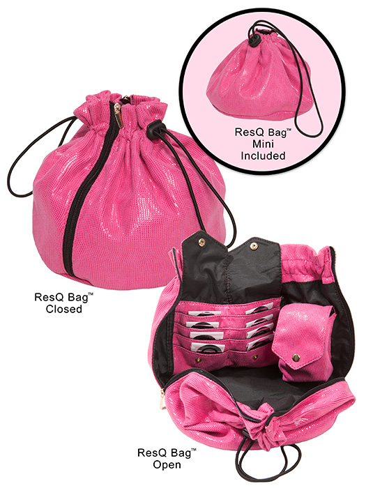 ResQ Bag™ | Kit + Mini by Amy Gibson | Wigs.com Exclusive Photo