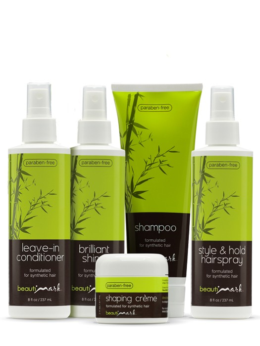 5 PC Synthetic Wig Care System by beautiMark - Paraben FREE