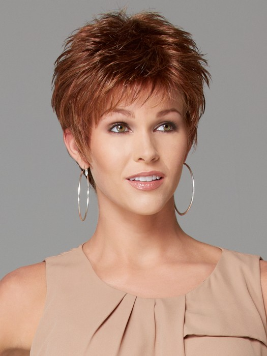 Dash by Gabor: Color GL29/31 - Rusty Auburn (Medium Auburn with subtle Ginger highlights)