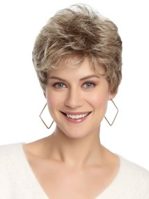 Gabor Wigs Flirt Petite Wig : Side View | Color GL18/23