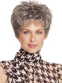 Incentive Petite by Gabor - Monofilament Wig: Color 511C