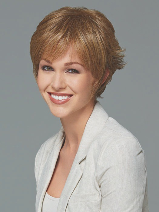 Laughter Wig by Gabor: Color Dark-Blonde