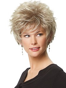 Perk Petite Wig by Gabor Wigs : Color G19+