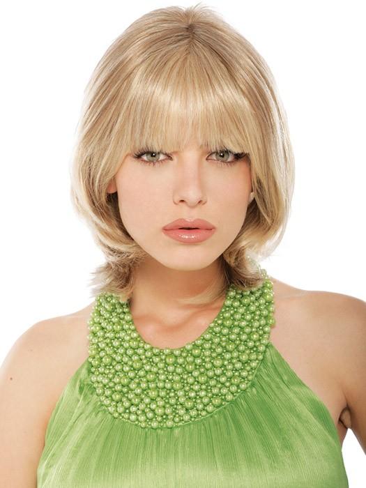 Chanel Wig by Estetica Designs : Remy Human Hair | Color R10/24BT