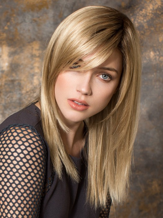 Code Mono by Ellen Wille | Color: Sandy Blonde Rooted