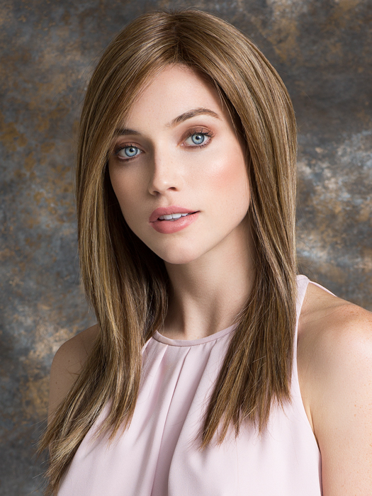 A Combination Of Human Hair and Premium Synthetic Fiber | Color: Bernstein Rooted