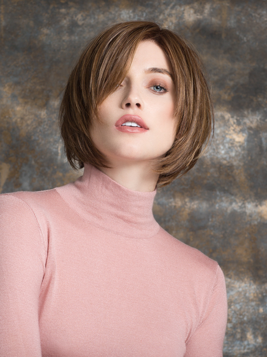 Prime Hair is a Proprietary Composition Of Human Hair Enhanced With Premium Synthetic Fiber | Color: Mocca Rooted