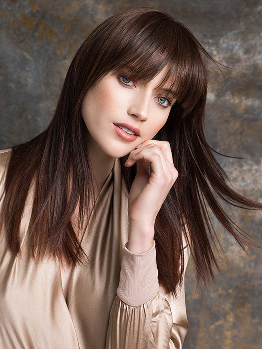 True by Ellen Wille is the bang we have been waiting for! | Color: Chocolate Mix