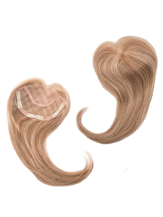 "100% Human Hair | Base: 3.5"" x 4.5"" 