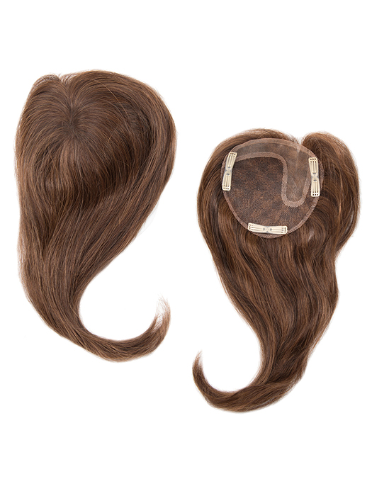 "100% Human Hair | Base: 4.5"" x 4.25"" 