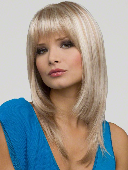 Envy Wigs Madison Wig : Color LIGHT-BLONDE