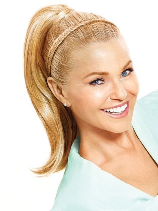 Fishtail Headband by Christie Brinkley | Color: HT25