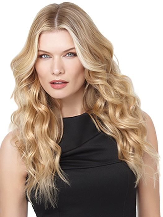 "18"" 100% REMY Human Hair 10PC Extension Kit"