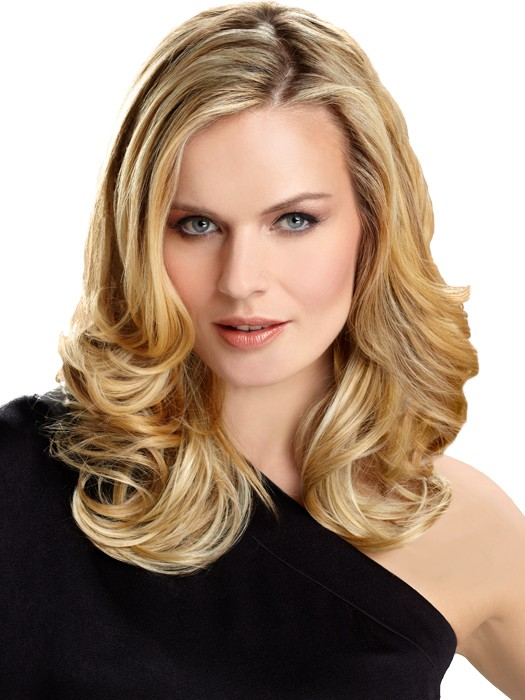 "20"" Styleable Soft Waves Clip In Extension (1pc)"