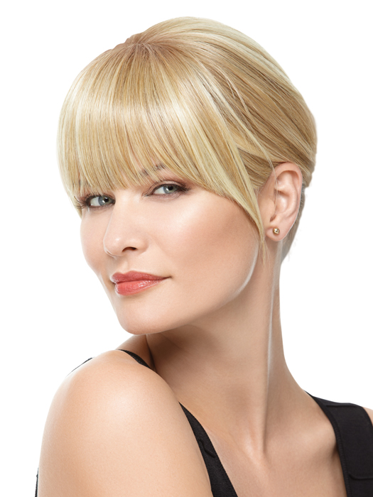 Modern Fringe Clip-In Bang by Hairdo | Color: R14/88H