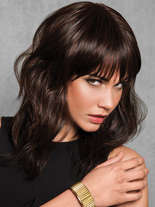 Wave Cut Wig by HairDo | Color: R6/30H- Chocolate Copper