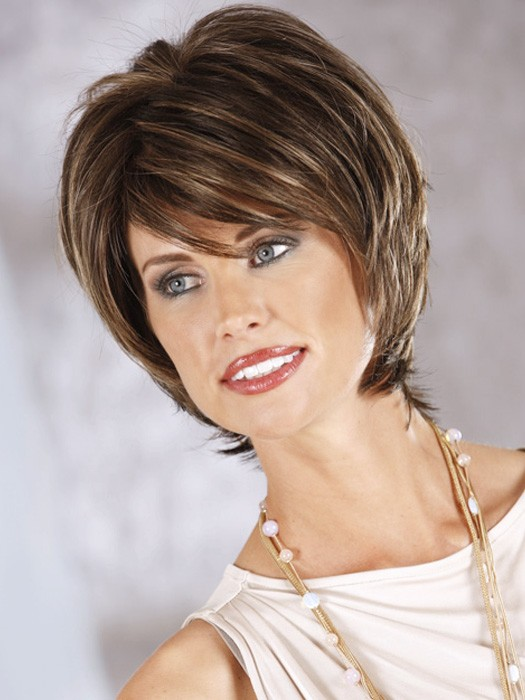 Madison Wig by Henry Margu Wigs : Color 27AH