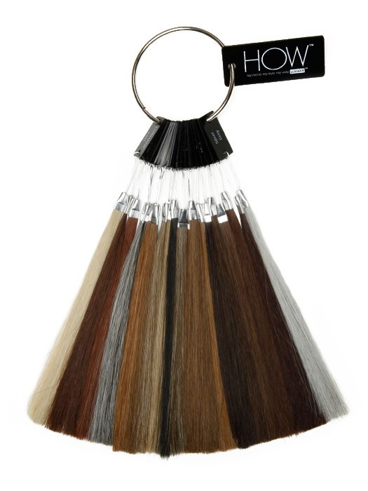 Tabatha Coffey - HOW Color Ring for hair extensions by LUXHAIR