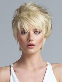 Short Top Extension by HOW: Color 160 (Platinum Blonde)