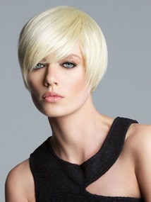 Short Bob by Tabatha Coffey - HOW - Lace Front Wig-
