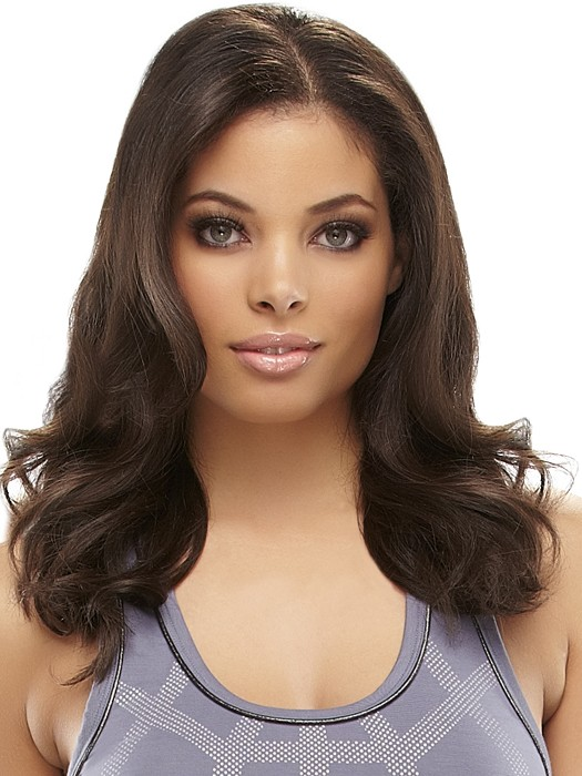 14 inch easiVolume Human Hair Clip In Volumizer (1pc): Color 4