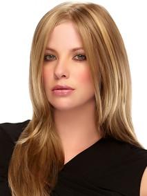 Color 24BRH18 - Blonde (Dk Ash Brown w/ 33% Honey Blonde Highlights)