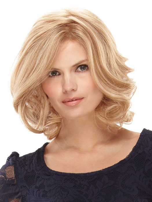 Carrie by Jon Renau: Color 14/26 Blonde (Med Ash Blonde and Caramel Blonde Blend)
