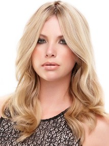 easiPart human hair volumizer by easihair: Color 12FS8