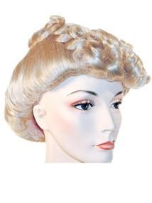 1940s Pompadour