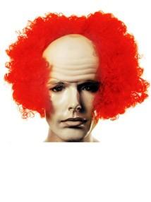 B Bald Curly