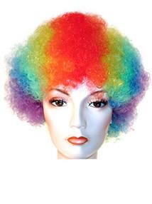B Clown Afro