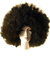 Super Deluxe Clown Afro