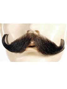 D Handlebar Mustache