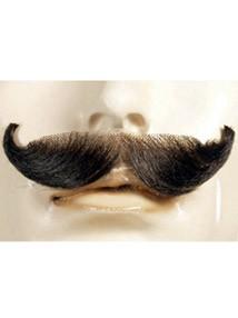 D English Mustache