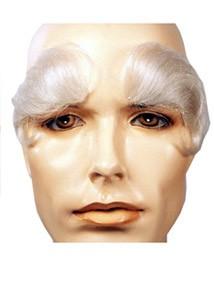 Lace Santa Eyebrows