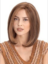 PLF 002HM by Louis Ferre - 100% hand made, human hair lace front wig