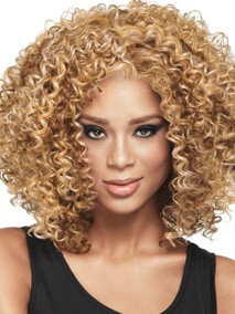 Curl-Intense by Sherri Shepherd - NOW | Lace Front Wig: Color F2016