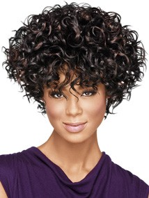 Full-On Curls - Heat Resistant Synthetic Wig